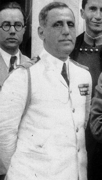 Chief of the Hellenic Navy General Staff - Image: Dimitrios Oikonomou