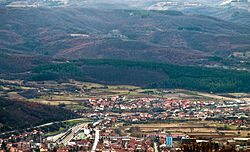 View of Dimitrovgrad