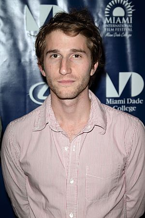 Max Winkler (director) - Winkler at the 2011 Miami International Film Festival showing of Ceremony