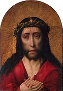 Dirk Bouts (follower of) - Christ Crowned with Thorns - Google Art Project.jpg