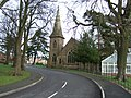 Disused church at the Pastures. - geograph.org.uk - 309906.jpg