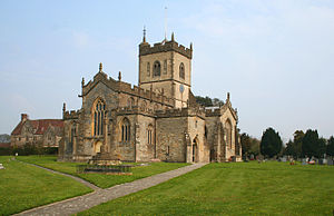 Ditcheat - Church of St Mary Magdalene, Ditcheat