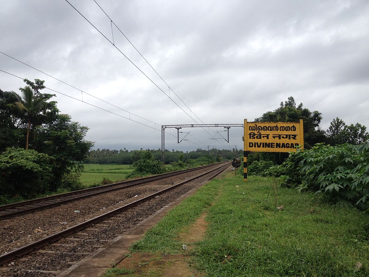Divine Nagar Railway Station Wikipedia