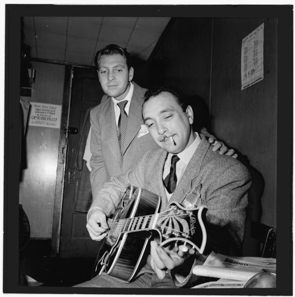 fichier django reinhardt and david rose aquarium new york n y ca nov 1946 william p. Black Bedroom Furniture Sets. Home Design Ideas