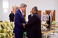 Djiboutian President Guelleh Greets Secretary Kerry at the Presidential Palace in Djibouti (16772848913).jpg