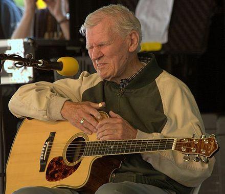 the life and music of arthel doc watson