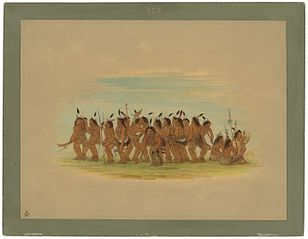 Dog Dance - Sioux