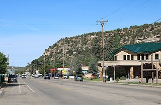 Dolores, Colorado Statutory Town in State of Colorado, United States