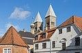Domkirke towers Viborg Danemark.jpg