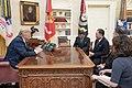 Donald Trump and Kim Yong Chol 01.jpg