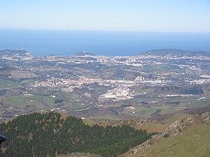 Gipuzkoa - Bay of Biscay, San Sebastian and Hernani in Gipuzkoa