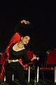 Dorothy Bhattacharya Dancing With Rabindra Sangeet - Sriniketan - Birbhum - 2017-10-21 5131.JPG