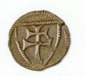 Double cross on the backside of a coin of Andrew III.jpg