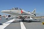Douglas TA-4J Skyhawk '158722 YU-01' (41057842052).jpg