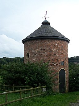 Dovecote in the Ty Mawr Country Park - geograph.org.uk - 1005811