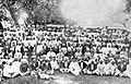 Dr. Babasaheb Ambedkar in a group photograph with his people.jpg