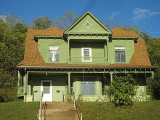 Dr. J. T. Tenny House United States historic place