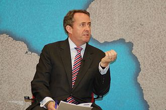 Liam Fox - Liam Fox as Shadow Defence Secretary