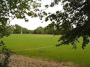 Dragon School - Dragon School playing fields off Bardwell Road