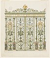 Drawing, Design for a Sacristy Gate of a Chapel of the Torlonia Family, 1845 (CH 18129293-2).jpg