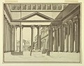 Drawing, Stage Design, Temples on Riverside, early 19th century (CH 18358593).jpg