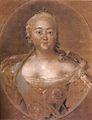 Drawing of Elizabeth of Russia by G.F.Schmidt (1761-2, GTG).jpg