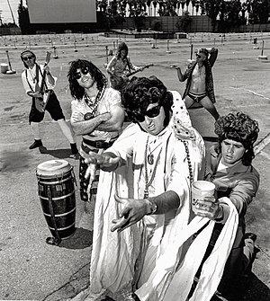 Dread Zeppelin - Dread Zeppelin at the Edwards Drive-In, Arcadia, CA 1989