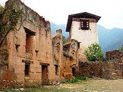 Drukyel Dzong Wikipedia