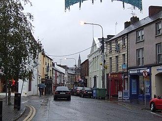 Monaghan - Dublin Street, Monaghan.