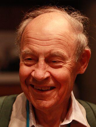 Dudley R. Herschbach - Herschbach at the 2012 Lindau Nobel Laureate Meeting