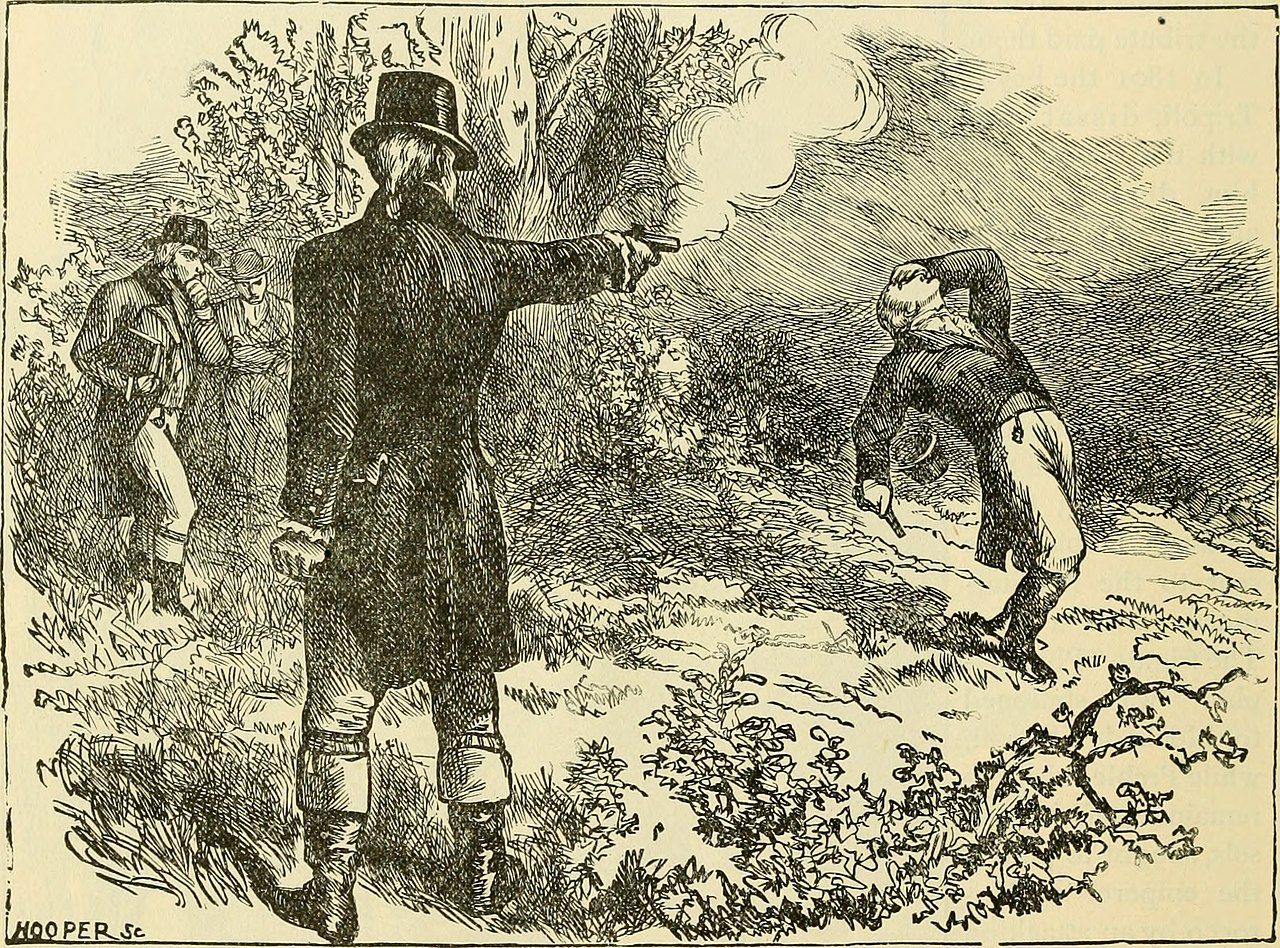 File Duel Between Aaron Burr And Alexander Hamilton Jpg