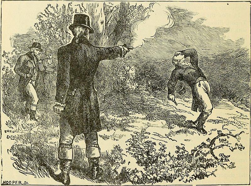Burr-Hamilton Duel Image Two