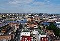 Dunkerque Belfried Blick vom Turm 2.jpg