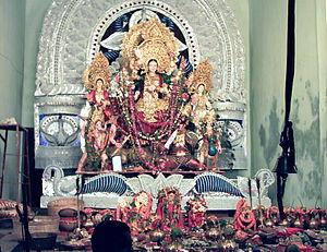 Durga Puja in Odisha - Durga puja in Bhubaneswar