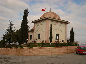 Bilecik Province - Image: Dursun Fakih Türbesi