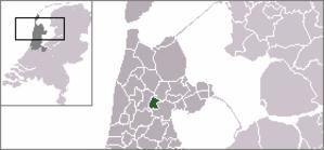 Obdam - Image: Dutch Municipality Obdam 2006