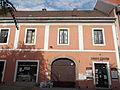 Dwelling house. Listed 7556. - Széchenyi St., Vác.JPG