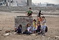 Dzieci w obozie dla przesiedleńców Khanke.jpg