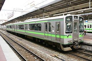 E127 series Japanese DC electric multiple unit train type