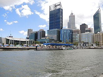 Brookfield Place (Perth) - Image: E37 Elizabeth Quay (1Feb 2016) 46