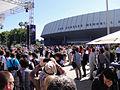 E3 2011 - Sony Media Event - lining up outside (5811251962).jpg