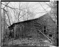 EAST SIDE OF MILL. - Plante Grist Mill, U.S. Route 44, Chepachet, Providence County, RI HAER RI,4-CHEP,2A-4.tif