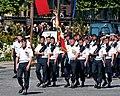 EFSOAA flag guard Bastille Day 2008.jpg