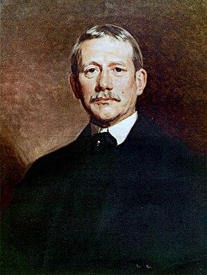 Elihu Root - Portrait of Elihu Root
