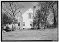 EXTERIOR, WEST SIDE - James K. Douglas House, York Street, Camden, Kershaw County, SC HABS SC,28-CAMD,7-3.tif