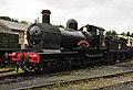 Earl of Berkeley at Buckfastleigh railway station.jpg