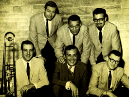 The original Dukes of Dixieland with Earl Washington