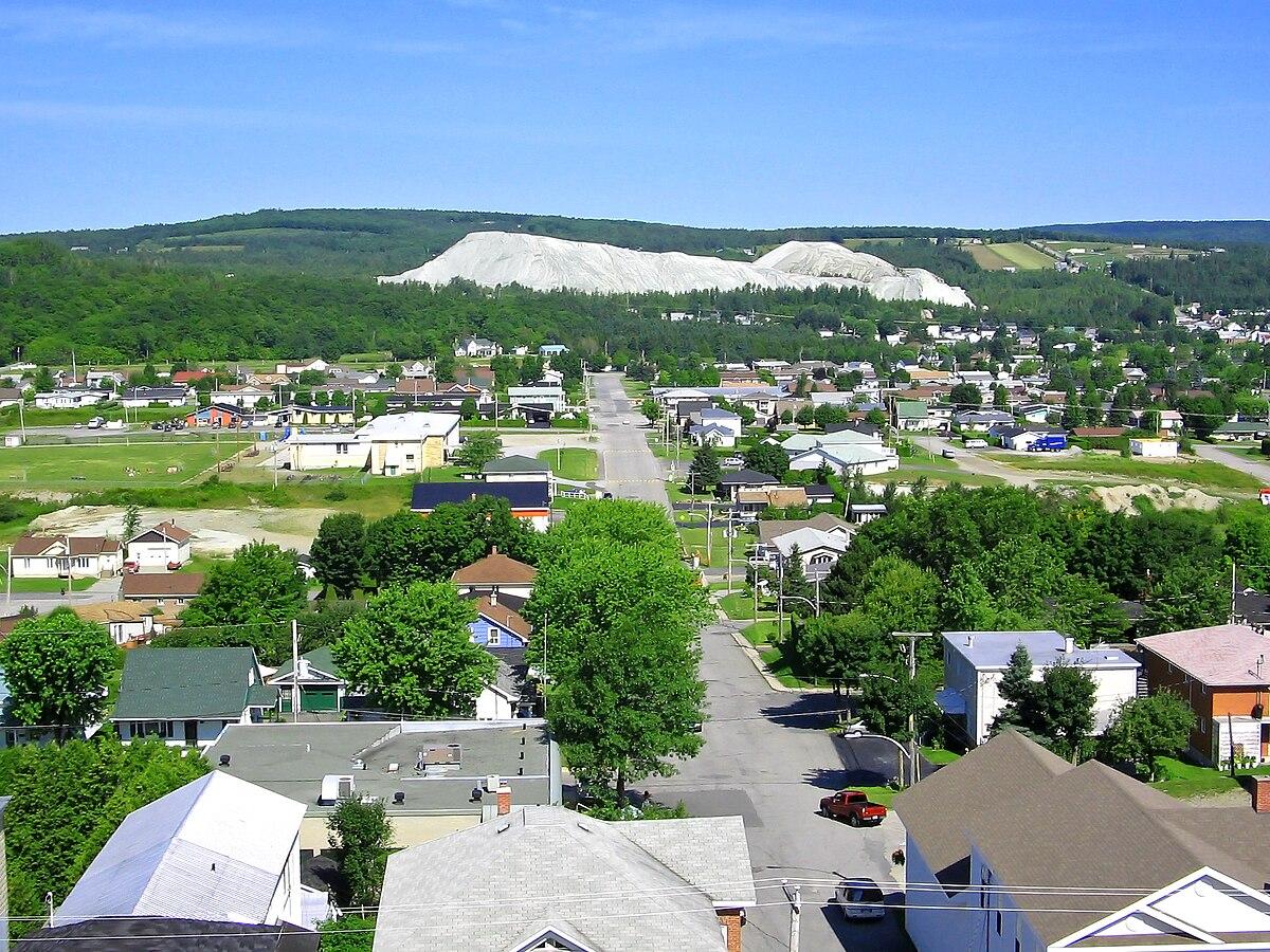 East Broughton, Quebec - Wikipedia