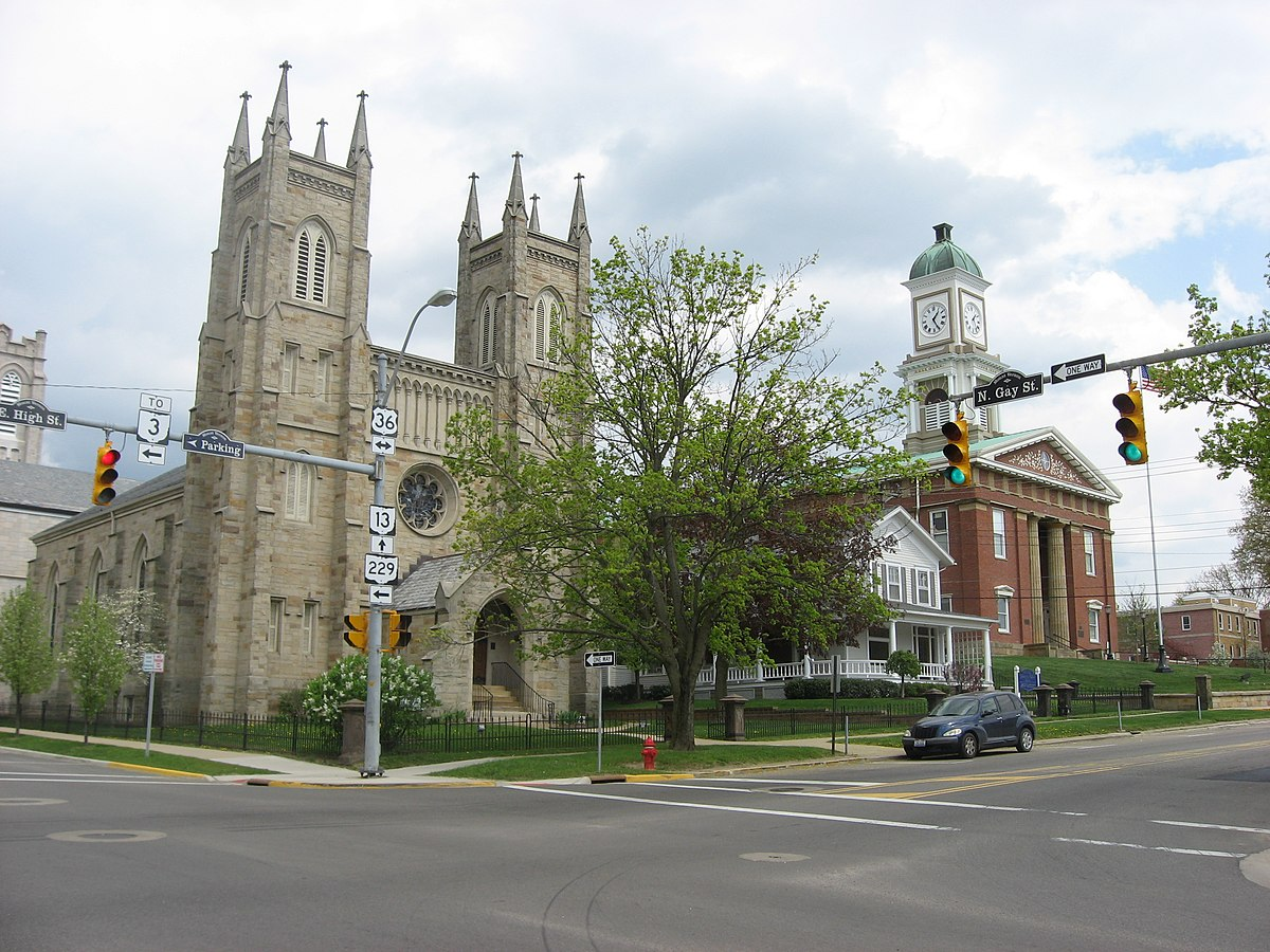 Knox City County Building