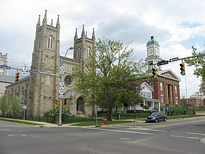 Mount Vernon, Ohio - East High Street Historic District, Mount Vernon
